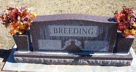 FIDLER BREEDING, MARY LEE - Stevens County, Kansas | MARY LEE FIDLER BREEDING - Kansas Gravestone Photos