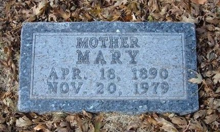 BROWNELL, MARY MAY - Stevens County, Kansas | MARY MAY BROWNELL - Kansas Gravestone Photos