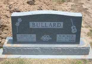 "JENNINGS BULLARD, RUBY RUTH ""BOOTS"" - Stevens County, Kansas   RUBY RUTH ""BOOTS"" JENNINGS BULLARD - Kansas Gravestone Photos"