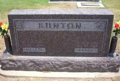 DUNCAN BUNTON, HELEN H - Stevens County, Kansas | HELEN H DUNCAN BUNTON - Kansas Gravestone Photos