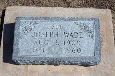 CAMPBELL, JOSEPH WADE - Stevens County, Kansas | JOSEPH WADE CAMPBELL - Kansas Gravestone Photos