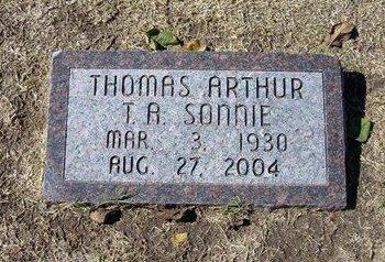 COURTNEY, THOMAS ARTHUR - Stevens County, Kansas | THOMAS ARTHUR COURTNEY - Kansas Gravestone Photos
