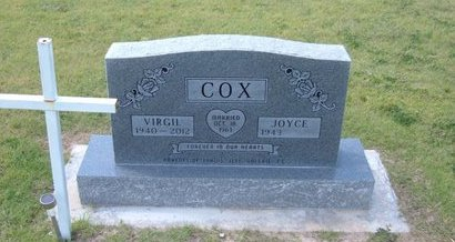 COX, VIRGIL  (VETERAN) - Stevens County, Kansas | VIRGIL  (VETERAN) COX - Kansas Gravestone Photos