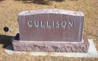 CULLISON FAMILY GRAVESTONE,  - Stevens County, Kansas |  CULLISON FAMILY GRAVESTONE - Kansas Gravestone Photos