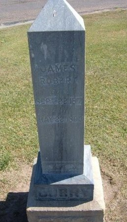 CURRY, JAMES ROBERT - Stevens County, Kansas   JAMES ROBERT CURRY - Kansas Gravestone Photos