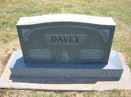 DAVEY, ALAN B - Stevens County, Kansas   ALAN B DAVEY - Kansas Gravestone Photos