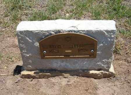 EASLEY, INFANT - Stevens County, Kansas | INFANT EASLEY - Kansas Gravestone Photos