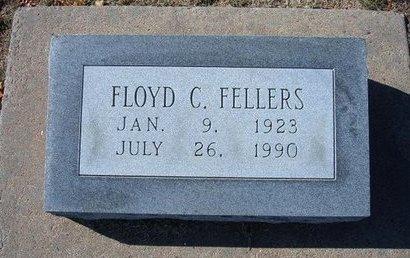 FELLERS, FLOYD C - Stevens County, Kansas | FLOYD C FELLERS - Kansas Gravestone Photos