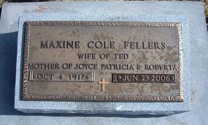FELLERS, JUANITA MAXINE - Stevens County, Kansas | JUANITA MAXINE FELLERS - Kansas Gravestone Photos
