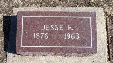 FLOWER, JESSE ELLIS - Stevens County, Kansas   JESSE ELLIS FLOWER - Kansas Gravestone Photos