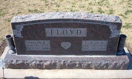 FLOYD, EVELYN RUTH - Stevens County, Kansas   EVELYN RUTH FLOYD - Kansas Gravestone Photos