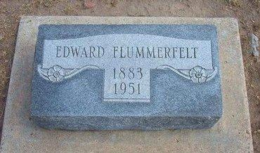 FLUMMERFELT, EDWARD - Stevens County, Kansas | EDWARD FLUMMERFELT - Kansas Gravestone Photos