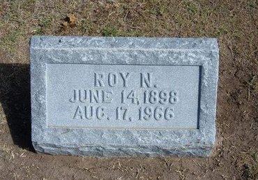 GERROND, ROY N - Stevens County, Kansas | ROY N GERROND - Kansas Gravestone Photos