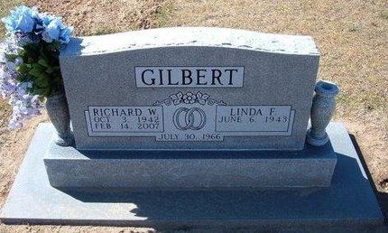 GILBERT, RICHARD WAYNE - Stevens County, Kansas   RICHARD WAYNE GILBERT - Kansas Gravestone Photos