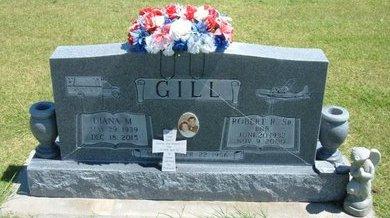 GILL , ROBERT R, SR - Stevens County, Kansas | ROBERT R, SR GILL  - Kansas Gravestone Photos