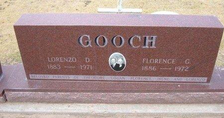 MORTON GOOCH, FLORENCE G - Stevens County, Kansas   FLORENCE G MORTON GOOCH - Kansas Gravestone Photos
