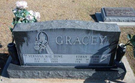 GRACEY, VERONA MAE - Stevens County, Kansas | VERONA MAE GRACEY - Kansas Gravestone Photos