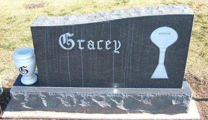 GRACEY, FAMILY STONE - Stevens County, Kansas | FAMILY STONE GRACEY - Kansas Gravestone Photos