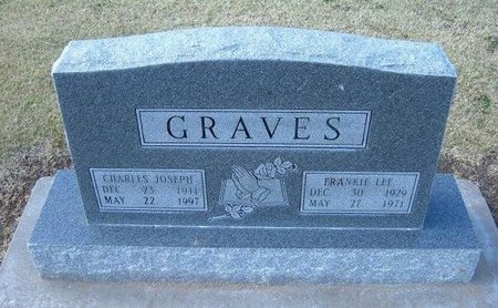 GRAVES, FRANKIE LEE - Stevens County, Kansas | FRANKIE LEE GRAVES - Kansas Gravestone Photos