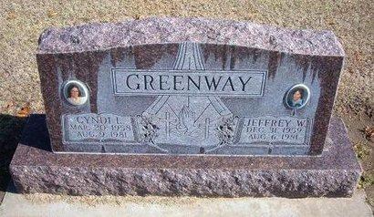 GREENWAY, JEFFREY W - Stevens County, Kansas | JEFFREY W GREENWAY - Kansas Gravestone Photos