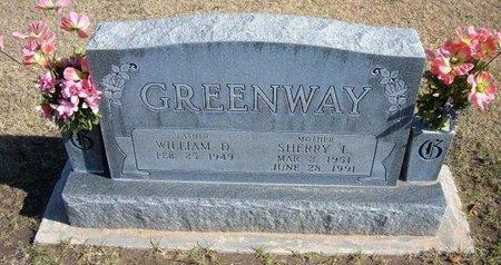 GREENWAY, SHERRY L - Stevens County, Kansas | SHERRY L GREENWAY - Kansas Gravestone Photos