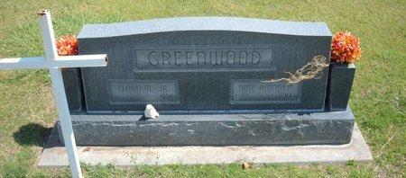 GREENWOOD, DOROTHY JUNE - Stevens County, Kansas | DOROTHY JUNE GREENWOOD - Kansas Gravestone Photos