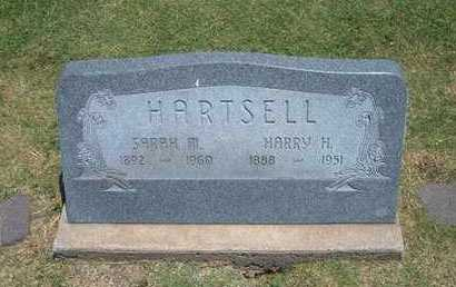 HARTSELL, HARRY HARRISON - Stevens County, Kansas | HARRY HARRISON HARTSELL - Kansas Gravestone Photos