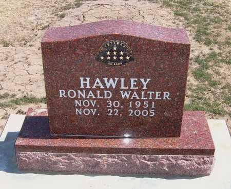 HAWLEY, RONALD WALTER  (VETERAN VIET) - Stevens County, Kansas | RONALD WALTER  (VETERAN VIET) HAWLEY - Kansas Gravestone Photos