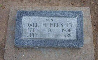 HERSHEY, DALE H - Stevens County, Kansas | DALE H HERSHEY - Kansas Gravestone Photos