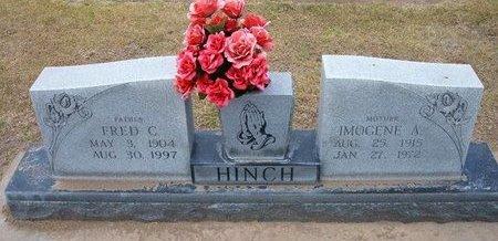 HINCH, FRED C - Stevens County, Kansas   FRED C HINCH - Kansas Gravestone Photos
