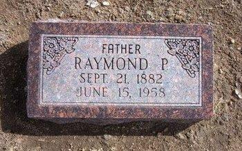 HOARD, RAYMOND P - Stevens County, Kansas   RAYMOND P HOARD - Kansas Gravestone Photos