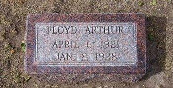 HORTON, FLOYD ARTHUR - Stevens County, Kansas   FLOYD ARTHUR HORTON - Kansas Gravestone Photos