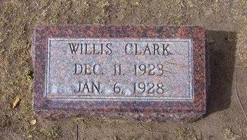 HORTON, WILLIS CLARK - Stevens County, Kansas | WILLIS CLARK HORTON - Kansas Gravestone Photos