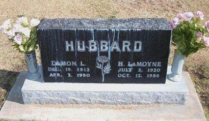 HUBBARD, HELEN LAMOYNE - Stevens County, Kansas | HELEN LAMOYNE HUBBARD - Kansas Gravestone Photos