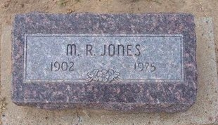 JONES, MERL ROBERT (VETERAN WWII) - Stevens County, Kansas | MERL ROBERT (VETERAN WWII) JONES - Kansas Gravestone Photos