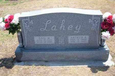 LAHEY, GAIL MARJORIE - Stevens County, Kansas | GAIL MARJORIE LAHEY - Kansas Gravestone Photos