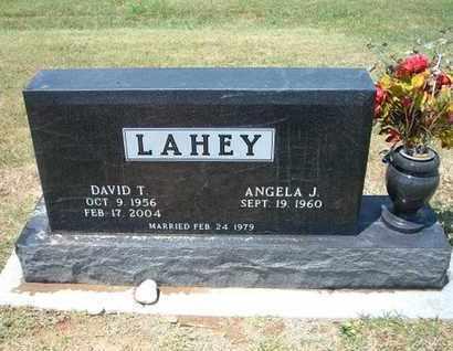 LAHEY, DAVID T - Stevens County, Kansas   DAVID T LAHEY - Kansas Gravestone Photos