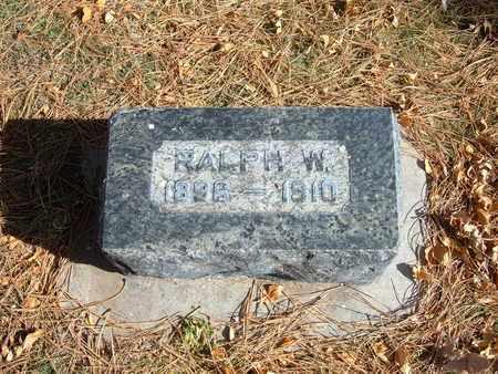 LAHEY, RALPH W - Stevens County, Kansas   RALPH W LAHEY - Kansas Gravestone Photos