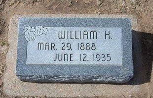 LEONARD, WILLIAM H - Stevens County, Kansas | WILLIAM H LEONARD - Kansas Gravestone Photos