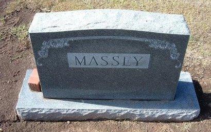 MASSEY, FAMILY STONE - Stevens County, Kansas | FAMILY STONE MASSEY - Kansas Gravestone Photos