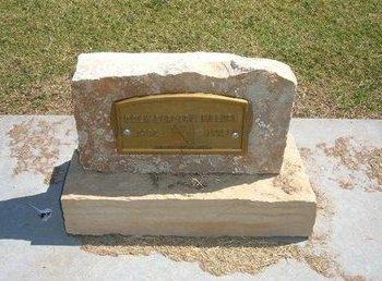 MCCLURE, DOCK BARBARA - Stevens County, Kansas | DOCK BARBARA MCCLURE - Kansas Gravestone Photos