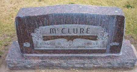 MCCLURE , JAMES FRANKLIN, JR - Stevens County, Kansas | JAMES FRANKLIN, JR MCCLURE  - Kansas Gravestone Photos