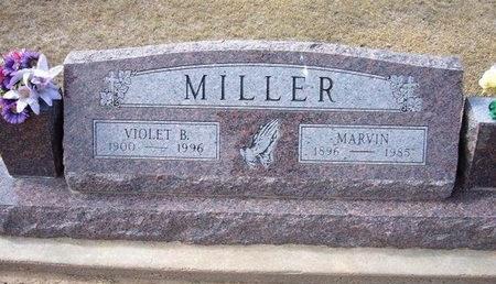 MILLER, VIOLA B - Stevens County, Kansas | VIOLA B MILLER - Kansas Gravestone Photos