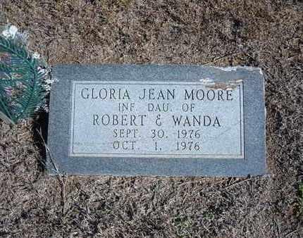 MOORE, GLORIA JEAN - Stevens County, Kansas | GLORIA JEAN MOORE - Kansas Gravestone Photos