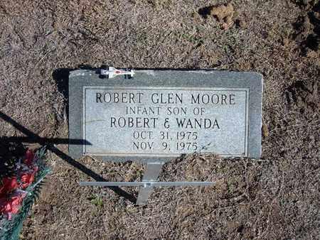 MOORE, ROBERT GLEN - Stevens County, Kansas | ROBERT GLEN MOORE - Kansas Gravestone Photos