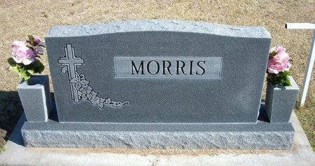 MORRIS, FAMILY STONE - Stevens County, Kansas   FAMILY STONE MORRIS - Kansas Gravestone Photos