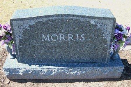 MORRIS, FAMILY STONE - Stevens County, Kansas | FAMILY STONE MORRIS - Kansas Gravestone Photos