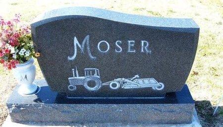 MOSER, FAMILY STONE - Stevens County, Kansas | FAMILY STONE MOSER - Kansas Gravestone Photos