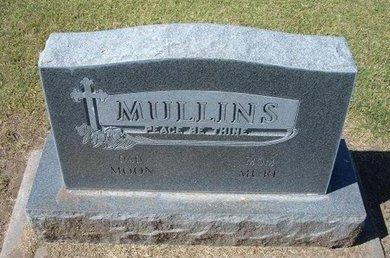 MULLINS, FAMILY STONE - Stevens County, Kansas | FAMILY STONE MULLINS - Kansas Gravestone Photos