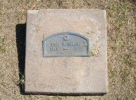 MULLINS, JOHN H - Stevens County, Kansas   JOHN H MULLINS - Kansas Gravestone Photos
